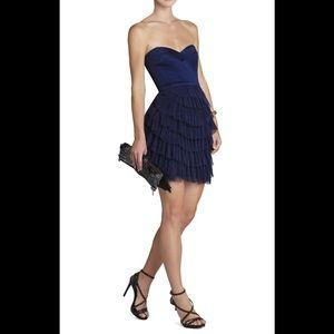 🆕 BCBGMaxAzira- Sass dress in navy blue
